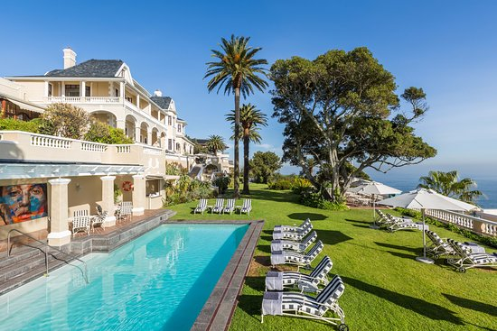 Bantry Bay, South Africa: Pool