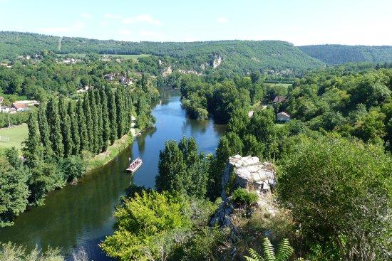 Bouzies, França: Les Croisières de Saint Cirq Lapopie