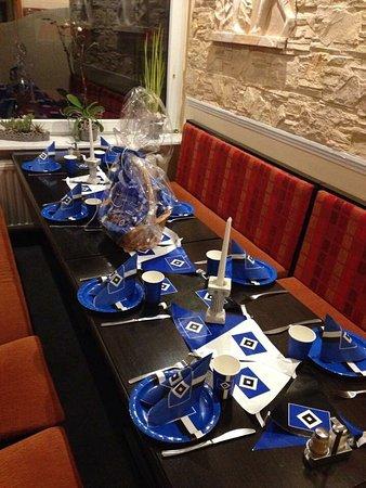 """Griechisches Restaurant """"Ouzo"""" In Thale"""
