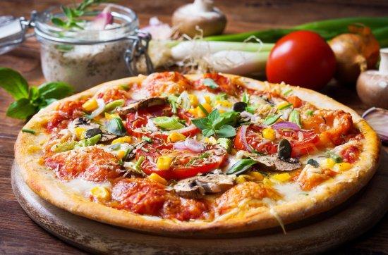 Fonsorbes, França: Pizzas de qualité avec une tomate sauce maison et des produits frais
