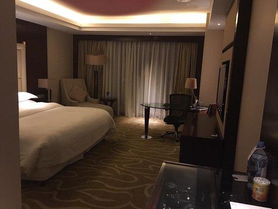 Foto de Sheraton Shanghai Hongkou Hotel