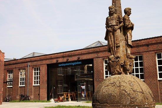 Sundaymorning at ekwc | Europees Keramisch Werkcentrum