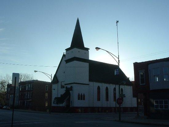 Pilgrim Baptist Church of South Chicago