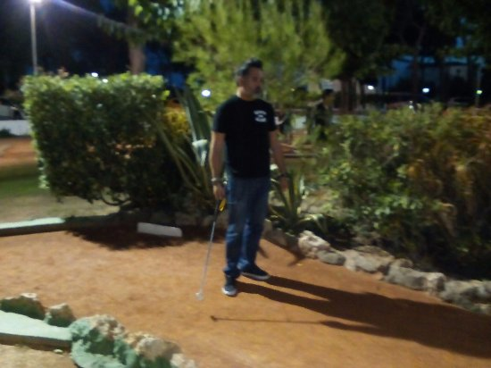 Mini Golf Vinyet