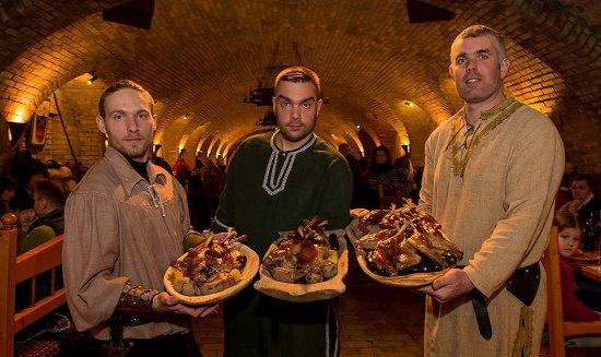 Sumeg, Ουγγαρία: középkori lakoma