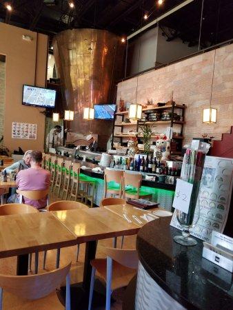 Westport, CT: Inside the Restaurant