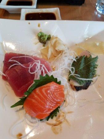 Westport, كونيكتيكت: Sashimi Lunch