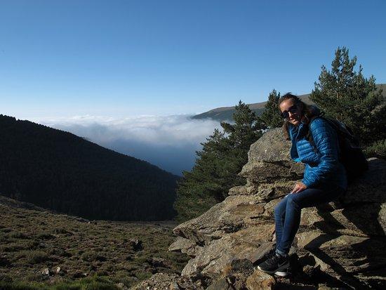 Laroles, Spanien: Vistas desde uno de los senderos