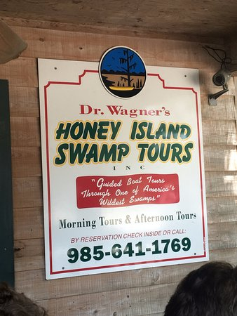 Honey Island Swamp Tours Hours