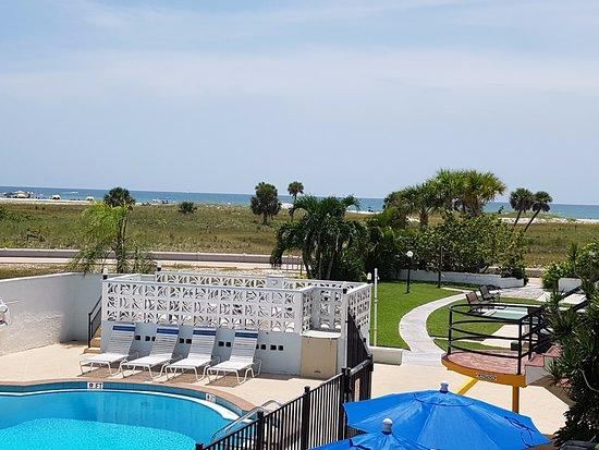 Algiers Beach Resort Treasure Island