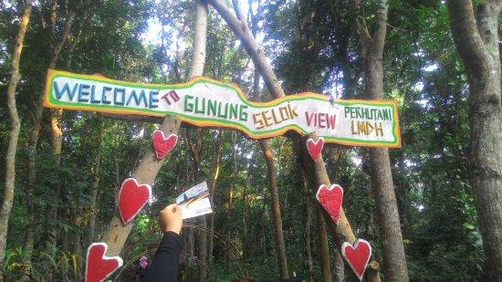 Cilacap, Indonesia: Gunung Selok