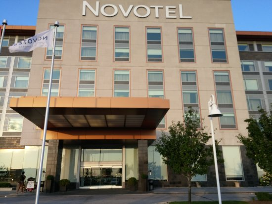 Novotel Toronto Vaughan Centre: 20170826_192514_large.jpg