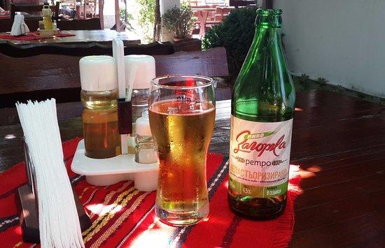 Kranevo, Bulgaria: Подача быстрая, напитки холодные