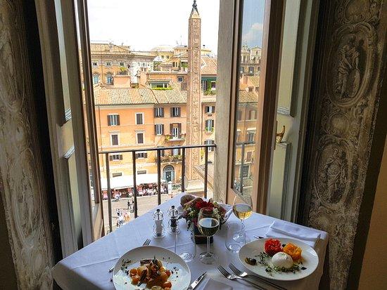 Terrazza Borromini Picture Of Terrazza Borromini Rome