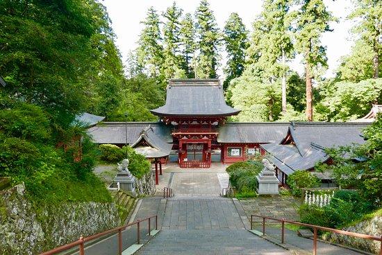 Ichinomiya Nukisaki Shrine