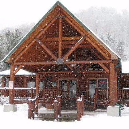 Harlan, KY: Snow Time