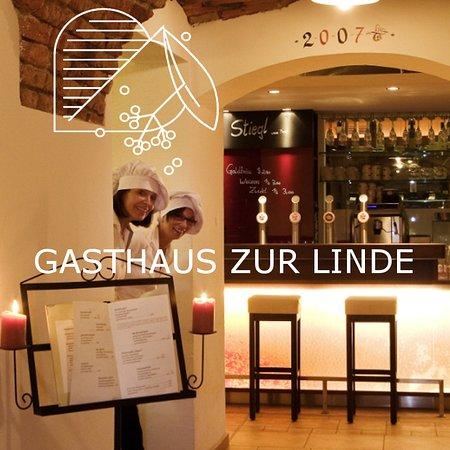 Steinerkirchen an der Traun, ออสเตรีย: Herzlich Willkommen im Gasthaus zur Linde!