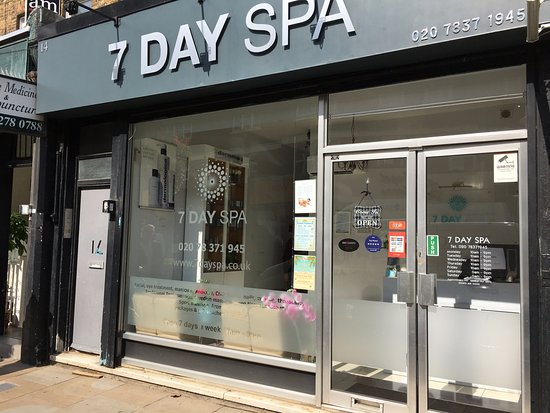 7 Day Spa
