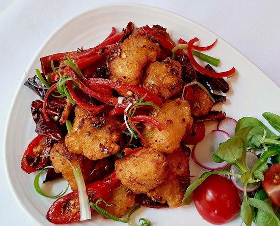 Amber regent chinese restaurant 50 west regent street for Amber asian cuisine