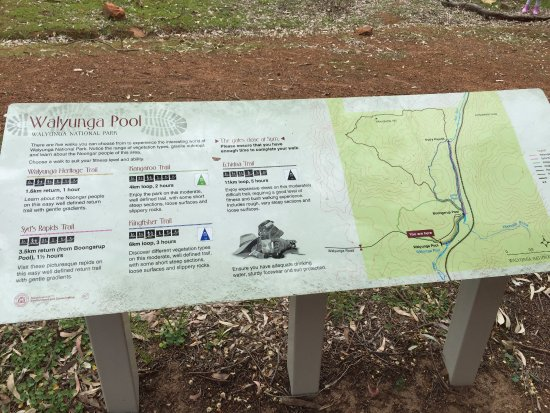 Bullsbrook, Australia: Walyunga National Park