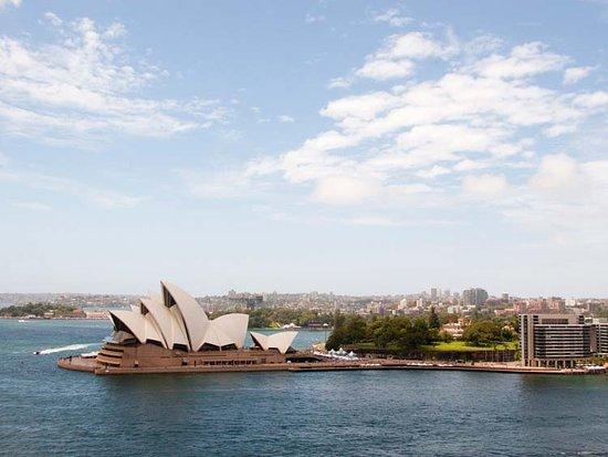 Glass House Mountains, Australië: opera house, Syndey, Australia