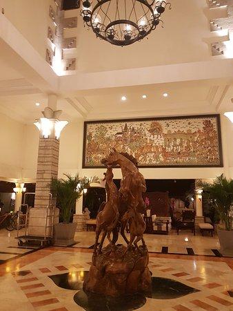 Bali Rani Hotel: Reception