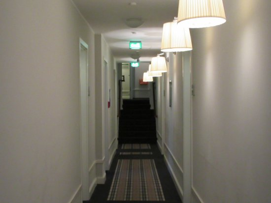 Hotel Brandenburger Tor Potsdam : corridoio