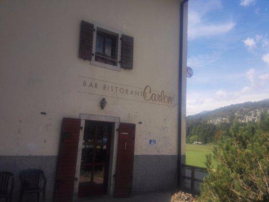 L 39 esterno del ristorante picture of carlon borgo for L esterno del ristorante sinonimo