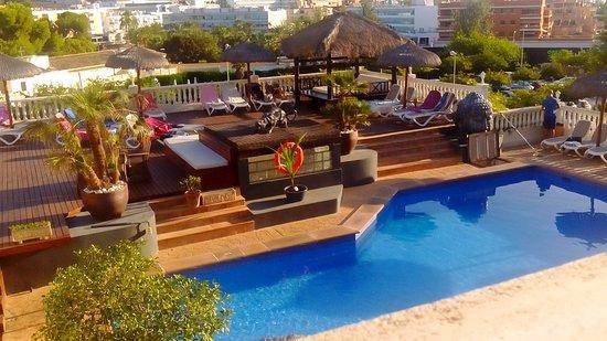 Terras zwembad bild von hotel bon repos santa ponsa tripadvisor