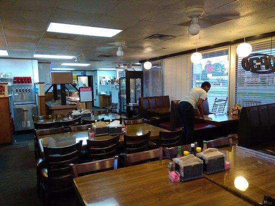 "Chipley, FL: La classica ""tavola calda"" americana"