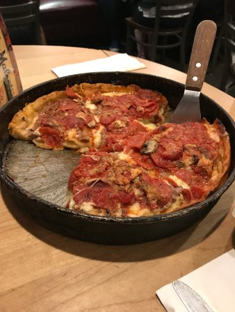 Order delivery online from Lou Malnati's Pizzeria (Schaumburg) in Schaumburg instantly! View Lou Malnati's Pizzeria (Schaumburg)'s December deals, coupons & menus. Order delivery online right now or by phone from GrubHub.