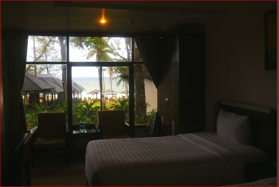 Arcadia Phu Quoc Resort: View of room !