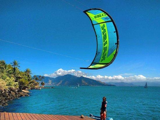 Kitesurf Ilhabela - Escola