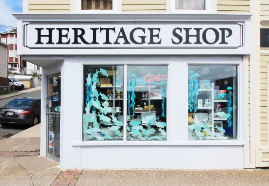 Heritage Shop Duckworth Street
