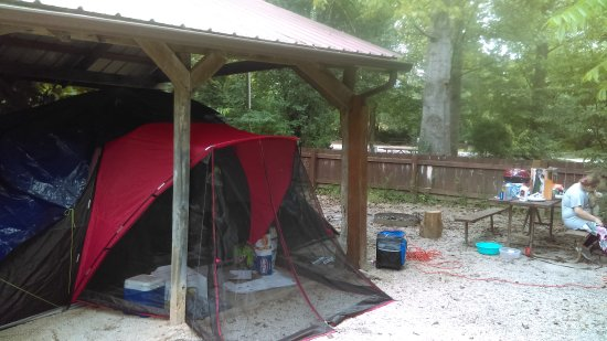 Deep Creek Tube Center & Campground: IMAG0091_large.jpg