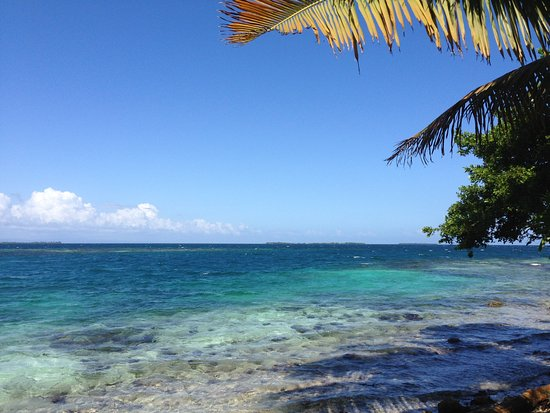 Placencia, Belize: Frigate Caye. One of the my favourite spots to relax for the day.