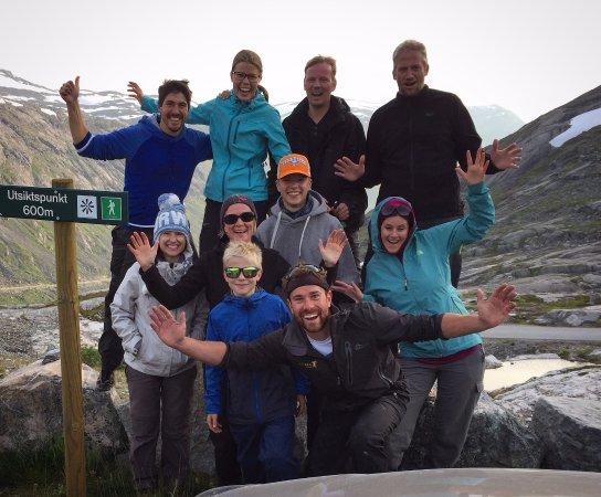 Jostedal, Norway: Ice Troll Glacier Hiking & Kayaking