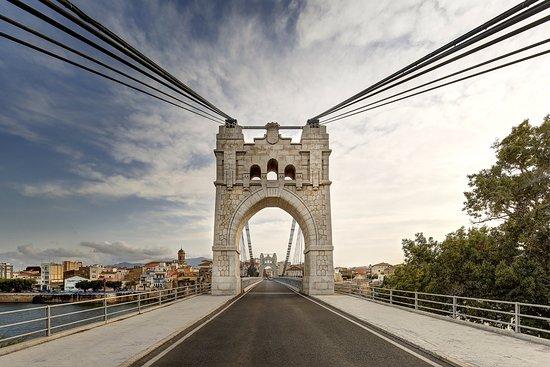 Puente Colgante Picture Of Hcc Hotel Montsia Amposta