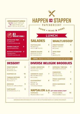 Papendrecht, Países Bajos: Happen en Stappen