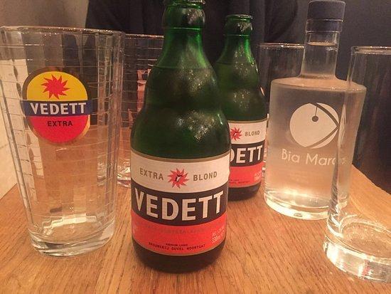Bia Mara: Birra ed Acqua