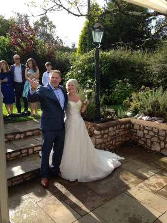 Rattery, UK: Anna and Bens wedding