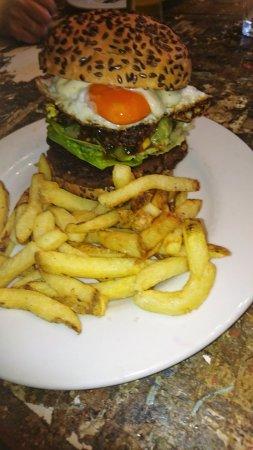 Burger Restaurant St Ives