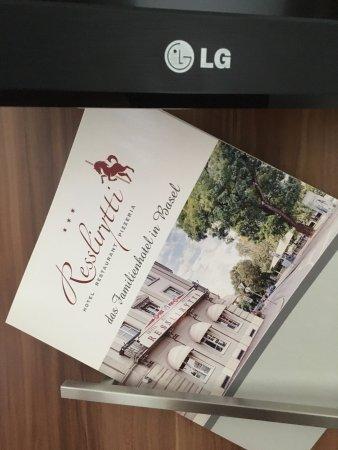 Hotel Restaurant Resslirytti Image