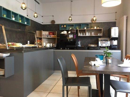 Hotel Restaurant Resslirytti : ontbijt