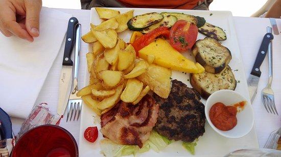 San Giorgio di Nogaro, Italien: piatto unico