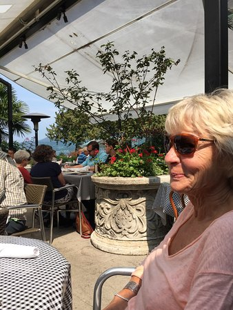 Teahouse in Stanley Park: The dining terrasse