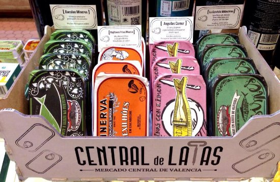 Central de Latas