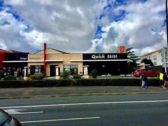 quick hamburger restaurant poitiers restaurantbeoordelingen tripadvisor. Black Bedroom Furniture Sets. Home Design Ideas