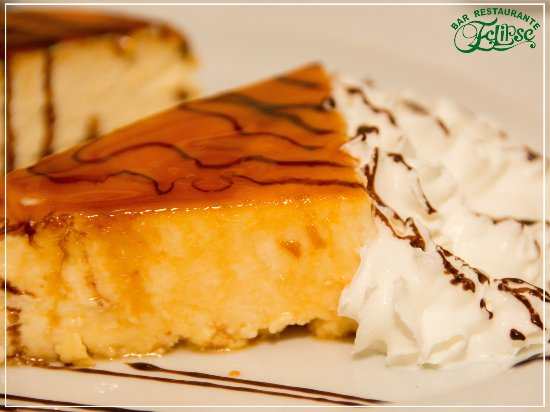 Bar Restaurante Eclipse: Tarta de queso