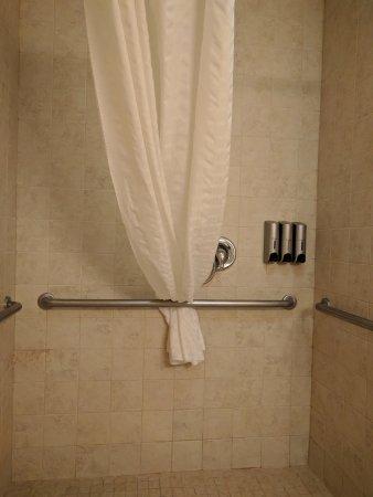 Best Western Plus Chena River Lodge: Bathroom of rm 102